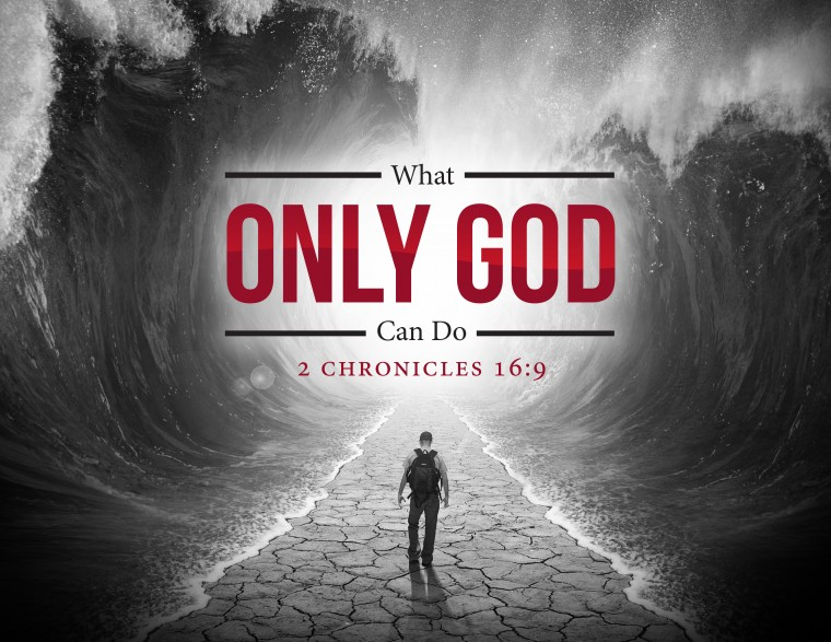 What Only God Can Do